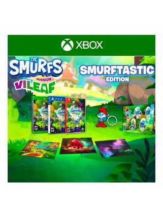 The Smurfs: Mission Vileaf - Smurftastic Edition [Xbox One/Xbox Series]