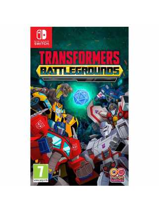 Transformers: Battlegrounds [Switch]