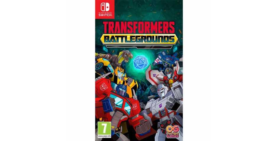 Transformers: Battlegrounds [Switch]