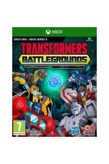Transformers: Battlegrounds [Xbox One]