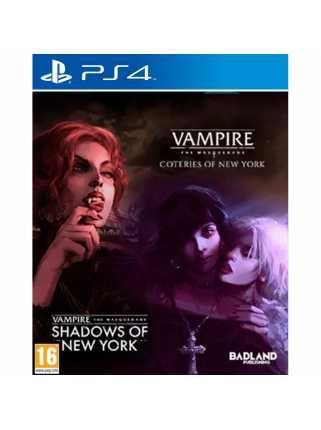 Vampire: The Masquerade - Coteries of New York + Shadows of New York [PS4]