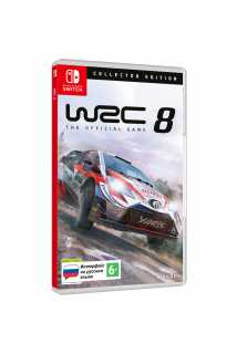 WRC 8 - Collector Edition [Switch]