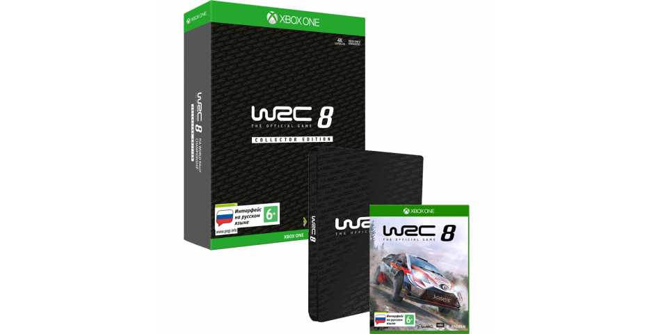 WRC 8 - Collector Edition [Xbox One]