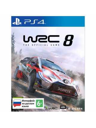 WRC 8 [PS4]