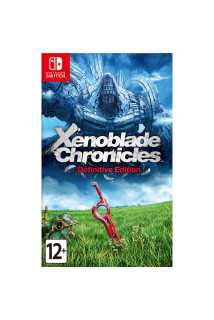 Xenoblade Chronicles: Definitive Edition [Switch] Trade-in | Б/У