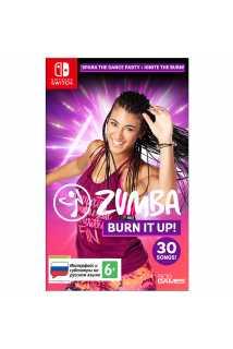 Zumba Burn It Up! [Switch]