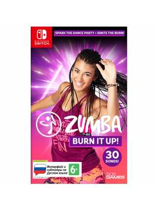 Zumba Burn It Up! [Switch]