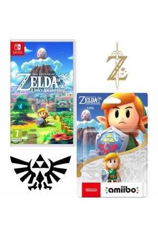 Набор The Legend of Zelda: Link's Awakening [Switch] + amiibo Линк