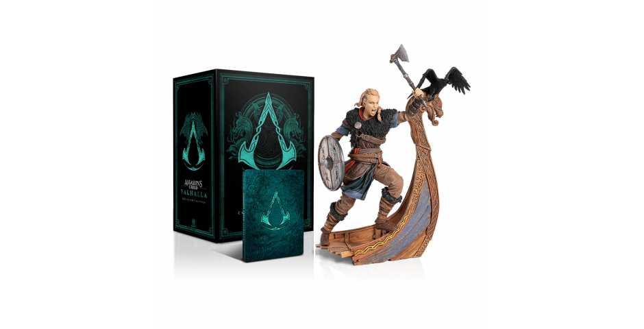 Assassin's Creed: Valhalla (Вальгалла) - Collector's Edition (Без игры)