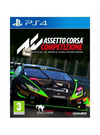 Assetto Corsa Competizione [PS4]