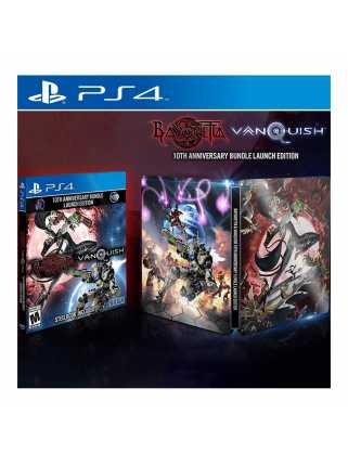 Bayonetta & Vanquish 10th Anniversary Bundle - Launch Edition [PS4]