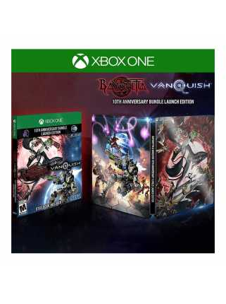 Bayonetta & Vanquish 10th Anniversary Bundle - Launch Edition [Xbox One]
