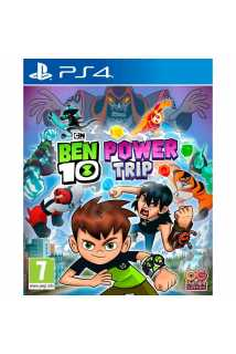 Ben 10: Мощное приключение [PS4]