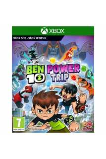 Ben 10: Мощное приключение [Xbox One/Xbox Series]