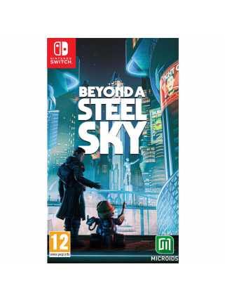 Beyond a Steel Sky [Switch]