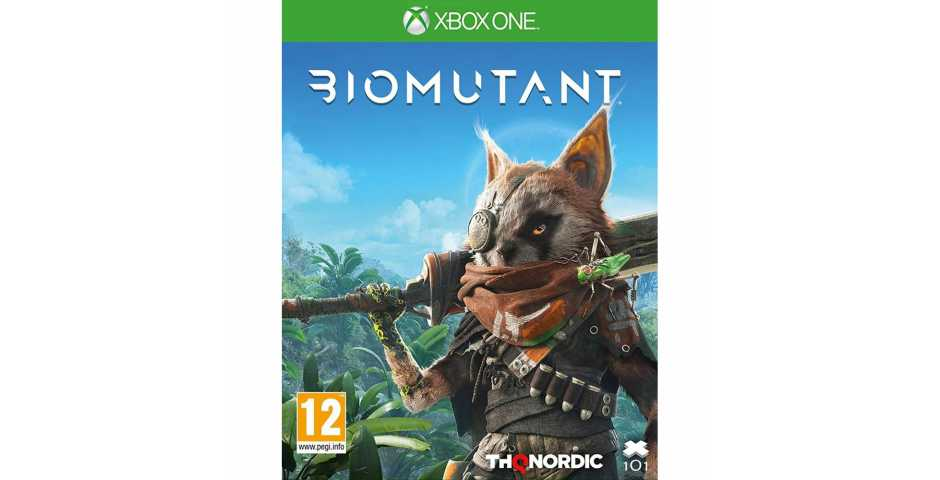 Biomutant [Xbox One, русская версия]