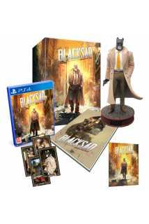 Blacksad: Under The Skin - Collector's Edition [PS4, русская версия]
