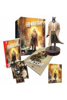 Blacksad: Under The Skin - Collector's Edition [Switch, русская версия]