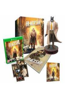 Blacksad: Under The Skin - Collector's Edition [Xbox One, русская версия]