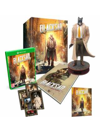 Blacksad: Under The Skin - Collector's Edition [Xbox One, русская версия]