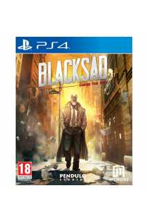 Blacksad: Under The Skin - Limited Edition [PS4, русская версия]