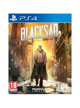 Blacksad: Under The Skin - Limited Edition [PS4, русская версия]