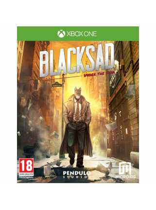 Blacksad: Under The Skin - Limited Edition [Xbox One, русская версия]