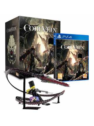 Code Vein - Collector's Edition [PS4]