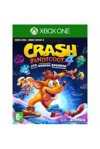 Crash Bandicoot 4: Это вопрос времени [Xbox One]
