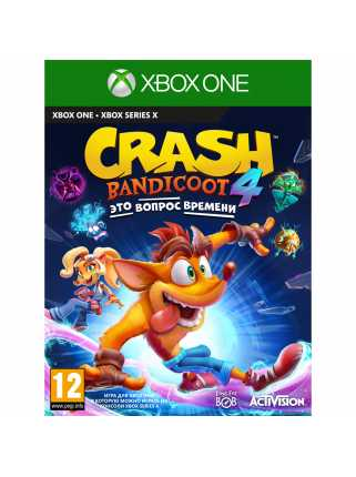 Crash Bandicoot 4: Это вопрос времени [Xbox One/Xbox Series]