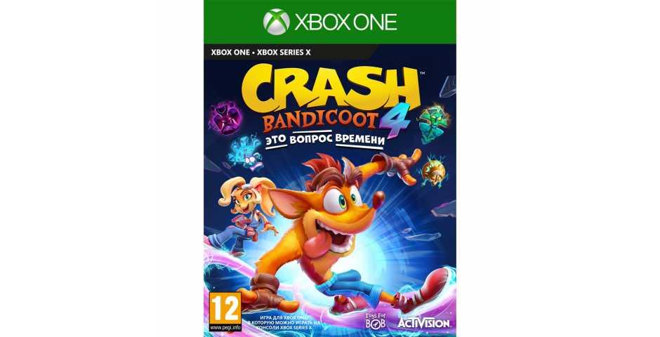 Crash Bandicoot 4: Это вопрос времени [Xbox One/Xbox Series]