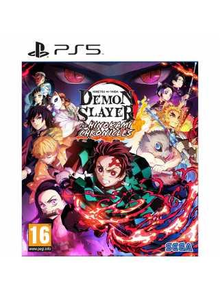 Demon Slayer -Kimetsu no Yaiba- The Hinokami Chronicles [PS5]