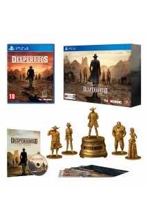 Desperados III - Collector's Edition [PS4, русская версия]
