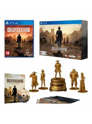 Desperados III - Collector's Edition [PS4, русская версия]