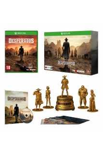 Desperados III - Collector's Edition [Xbox One, русская версия]
