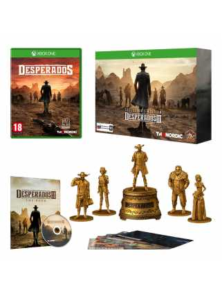 Desperados III - Collector's Edition [Xbox One, русская версия]