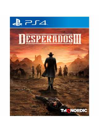 Desperados III [PS4, русская версия]