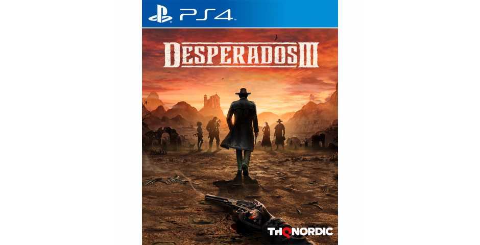 Desperados III [PS4, русская версия]