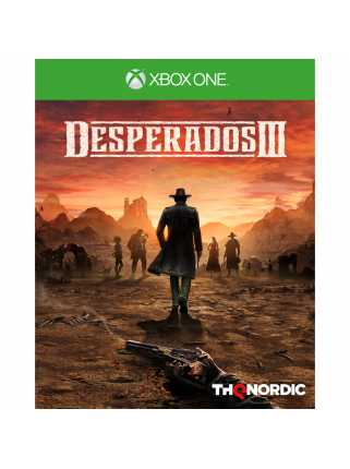 Desperados III [Xbox One, русская версия]