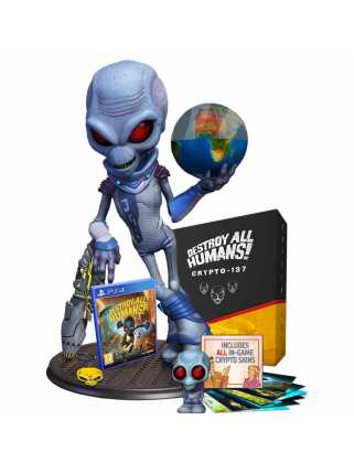 Destroy All Humans! - Crypto-137 Edition [PS4]