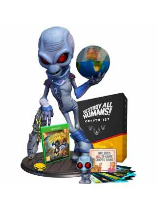 Destroy All Humans! - Crypto-137 Edition [Xbox One]
