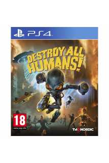 Destroy All Humans! [PS4] Trade-in | Б/У