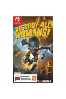 Destroy All Humans! [Switch]