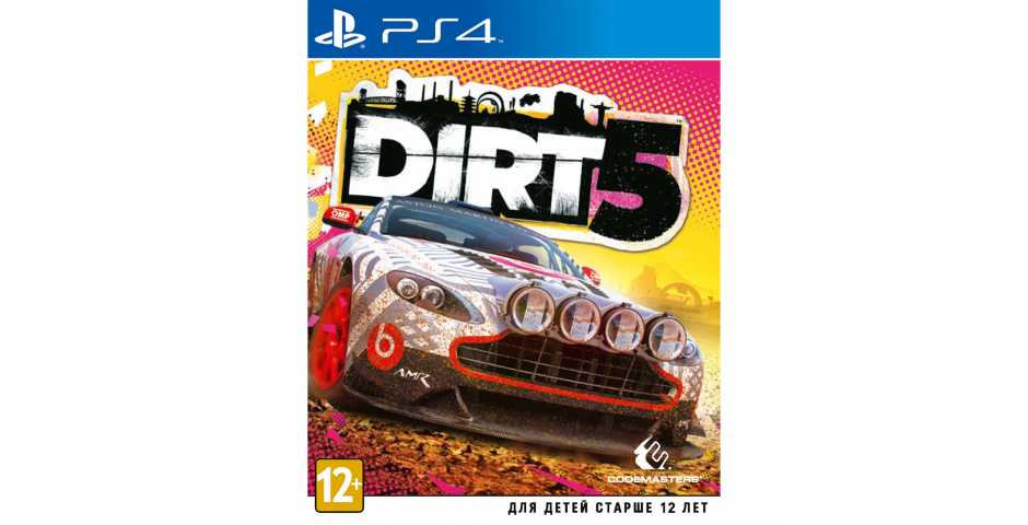 Dirt 5 [PS4] Trade-in | Б/У