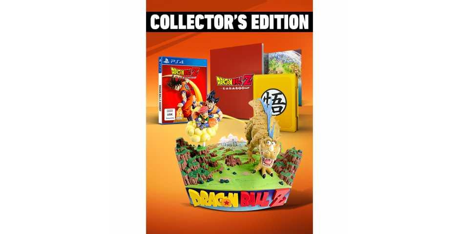 Dragon Ball Z: Kakarot - Collector's Edition [PS4]