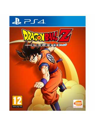 Dragon Ball Z: Kakarot [PS4]