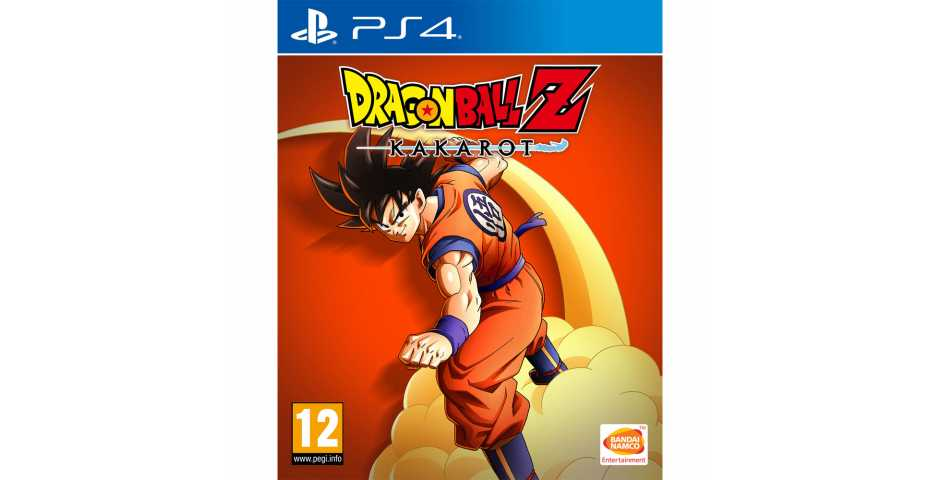 Dragon Ball Z: Kakarot [PS4]