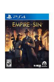Empire of Sin - Day One Edition [PS4]