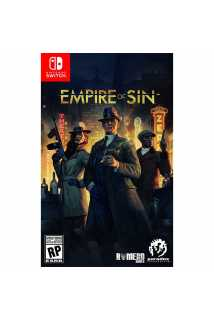 Empire of Sin - Day One Edition [Switch]