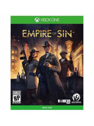 Empire of Sin - Day One Edition [Xbox One]